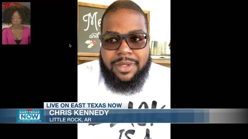 Longview native said he has been overwhelmed with support after receiving a racist letter about...
