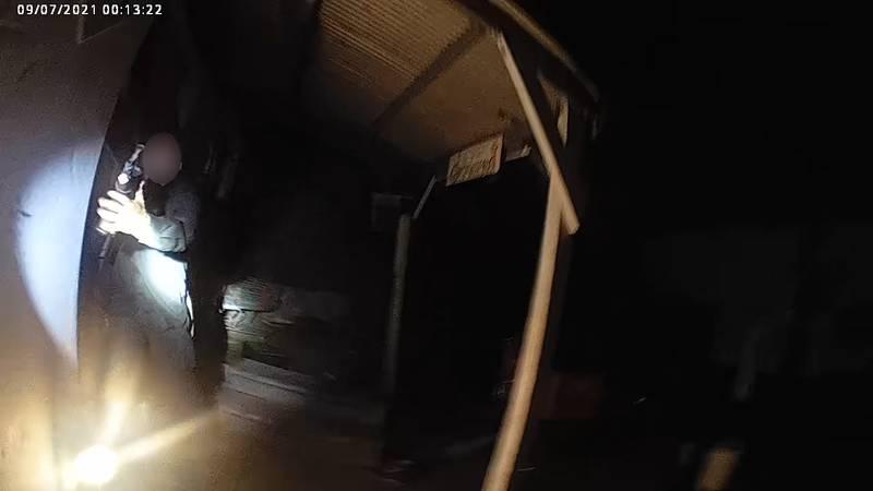 Los oficiales de policía de Lufkin estuvieron involucrados en un tiroteo matutino en North...