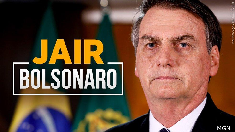 Protestas revelan poco apoyo a juicio político de Bolsonaro