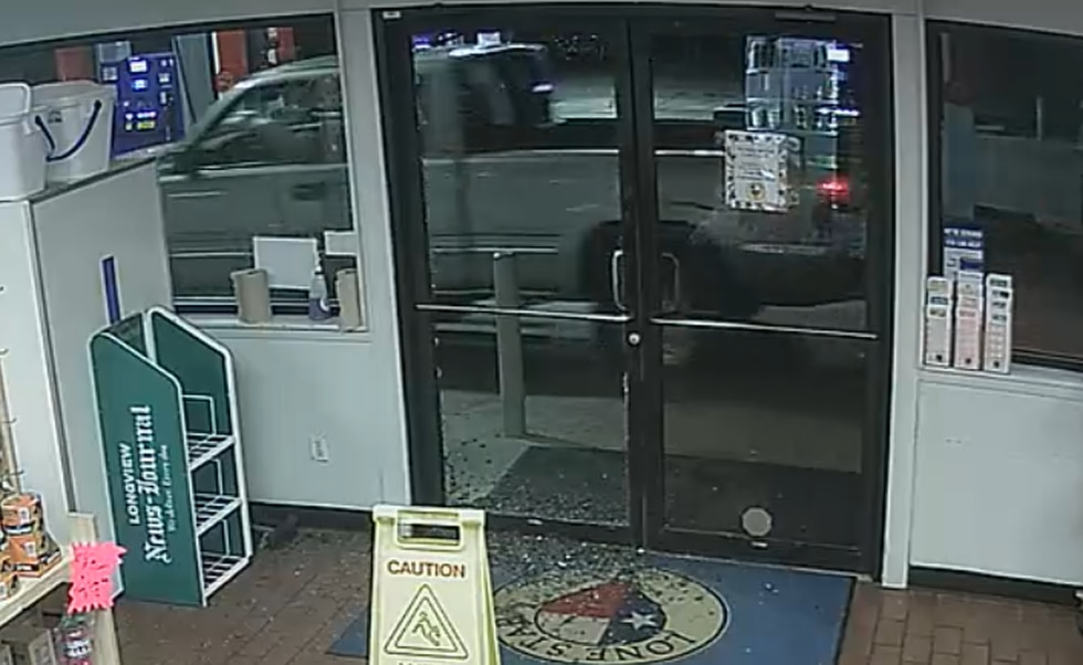 The suspect left the convenience store on Hwy 300 in Gregg County in an older model Chevrolet...