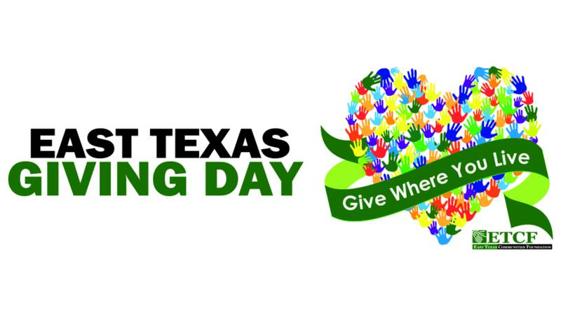 An 18-hour fundraising and awareness push for nonprofits in 32 East Texas counties kicks off...