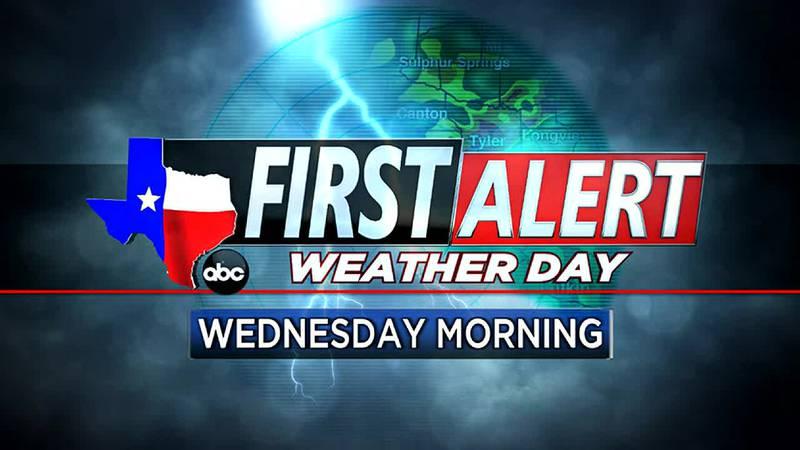 Hoy es un día de clima de primera alerta.